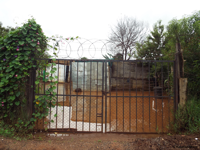 According to residents, rainy seasons are dreaded in the community as it takes quite some time for the water in some homes and yards to subside.